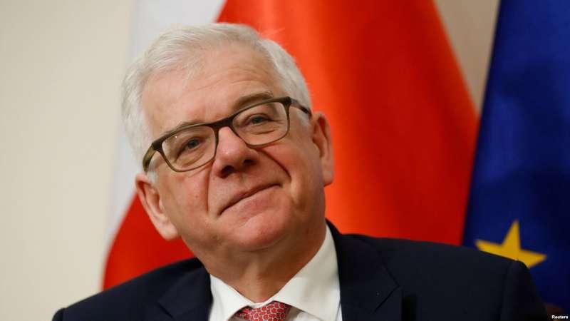 Глава МЗС Польщі вважає, що Росія може перенести свою агресію з Азовського на Балтійське море