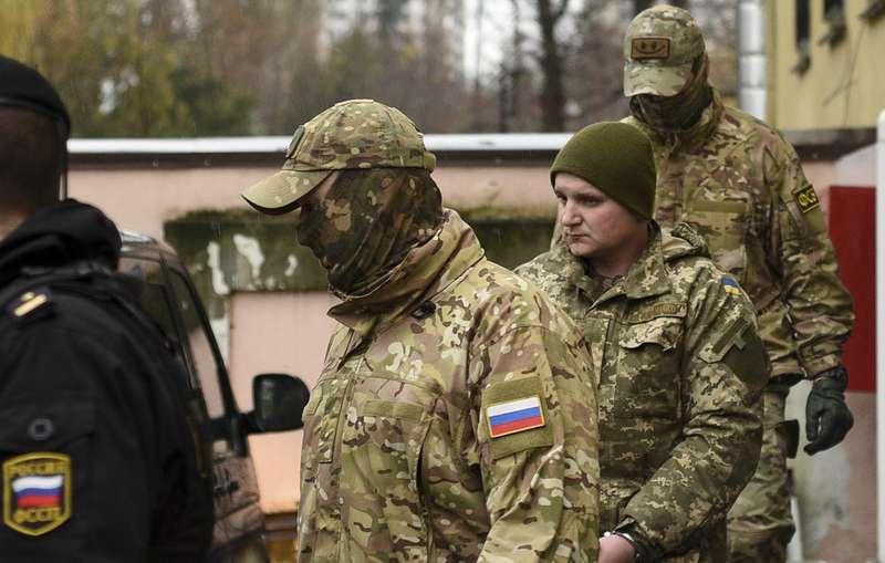 У Росії підтвердили переведення захоплених українських моряків у СІЗО Москви