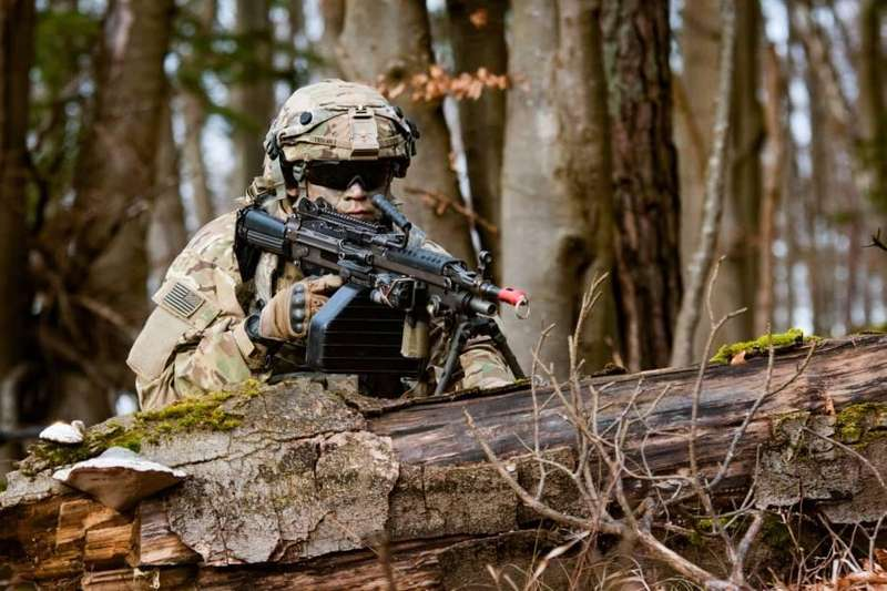 Українські військові беруть участь у навчаннях НАТО в Німеччині