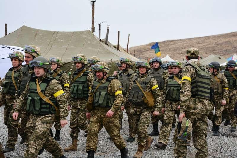 У ЗСУ починаютьсязбори резервістів і військовозобов'язаних