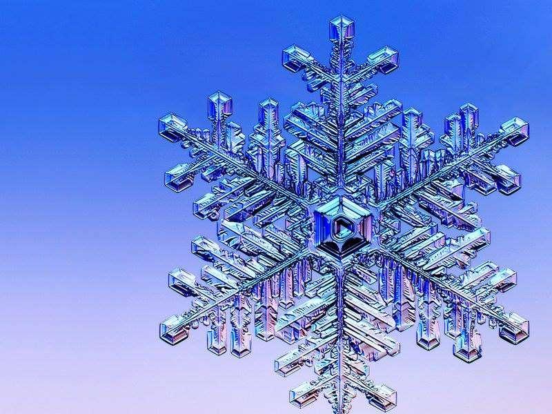 В центрі Києвавстановлять гігантську сніжинку