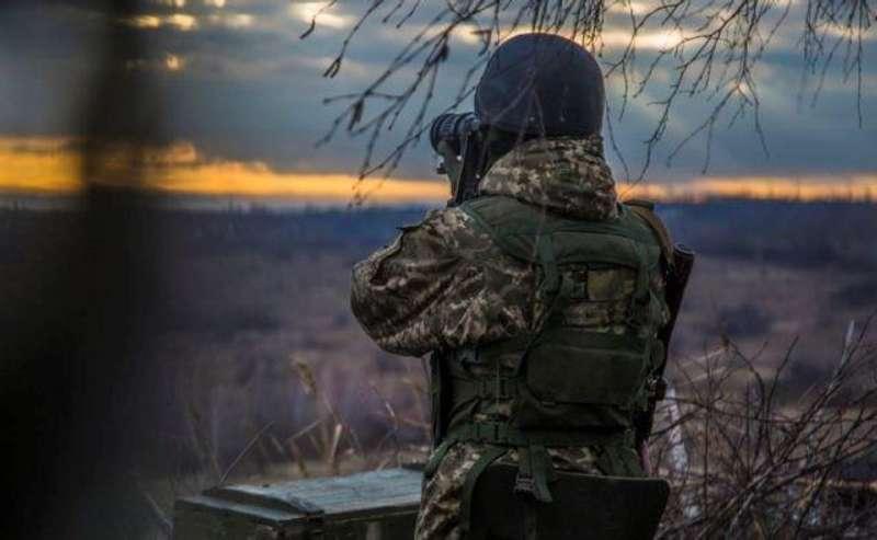 На передовій ООС затишшя: бойовики не застосовували артилерію