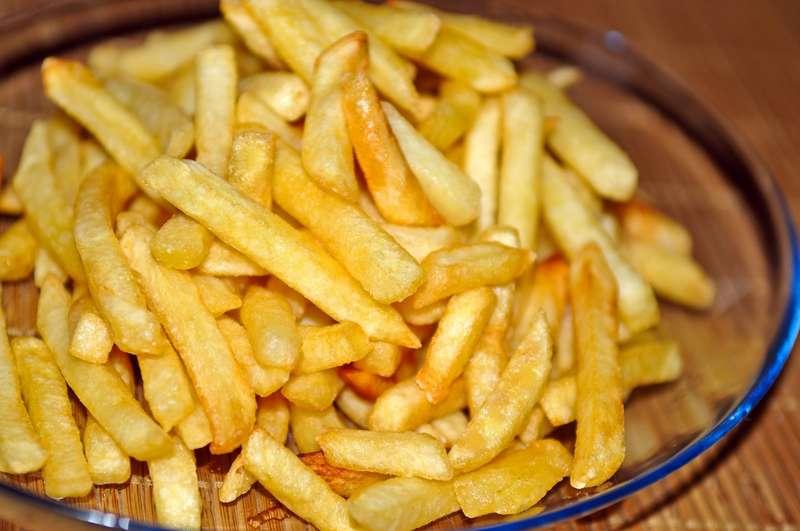 Вчені назвали, скільки можна їсти картоплі фрі без шкоди для здоров'я