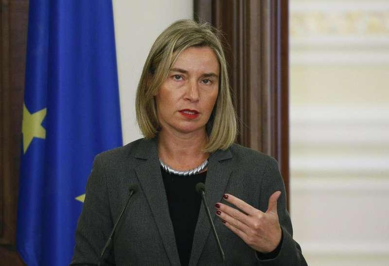 В ЄС і США однаковий підхід до українського питання– Могеріні