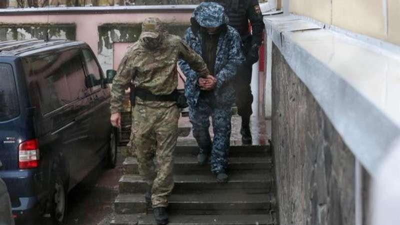 Українські полонені моряки отримають по 100 тисяч гривень допомоги від уряду