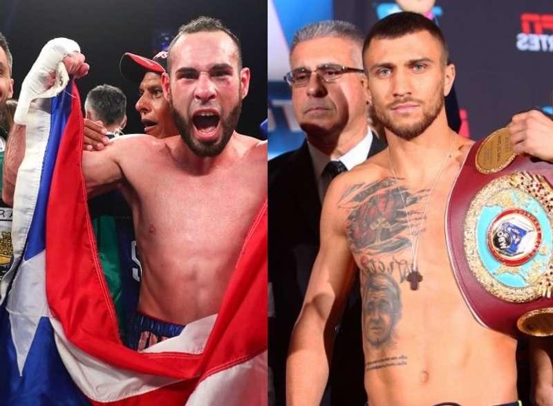 Пуерторіканський боксер Педраса готується перемогти Ломаченка