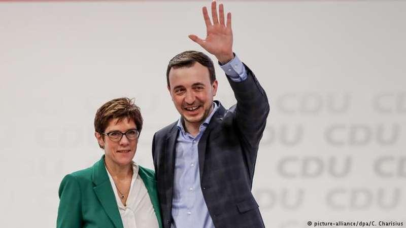 Визначився ще один потенційний наступник Меркель