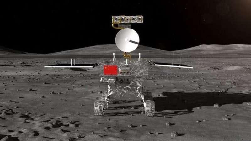 Китай вперше запустив місію на темну сторону Місяця