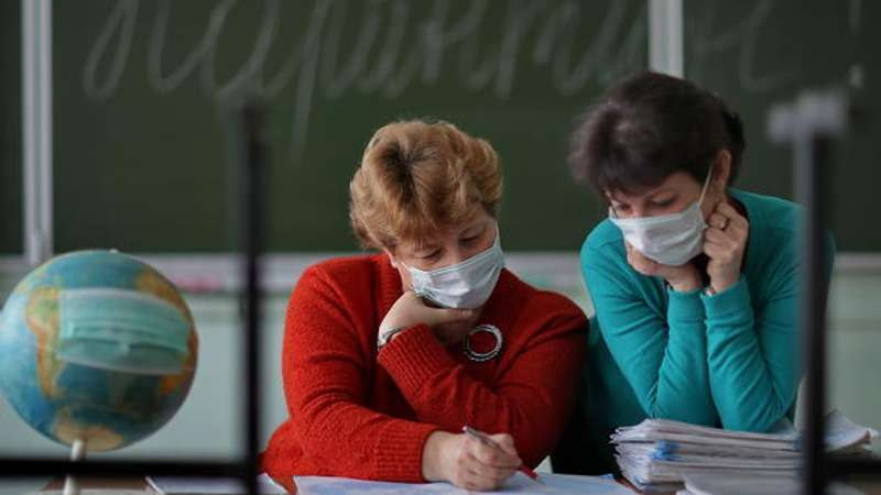 Епідемія грипу наступає: на Харківщині закрили три десятки шкіл