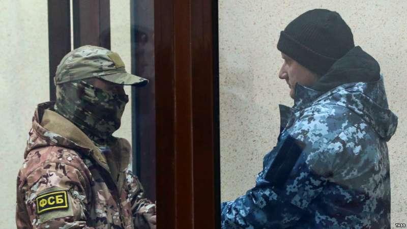 Усі полонені українські моряки у РФ вже мають власного адвоката — Денісова
