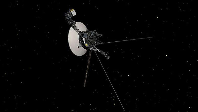 Американський зонд покинув межі Сонячної системи