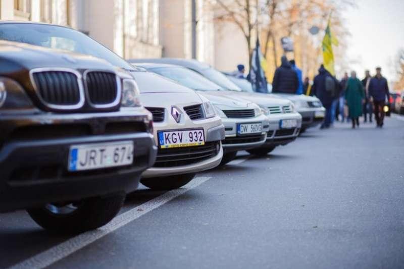 Розмитнення авто за новими правилами: середня вартість процедури складає65,8 тисяч грн