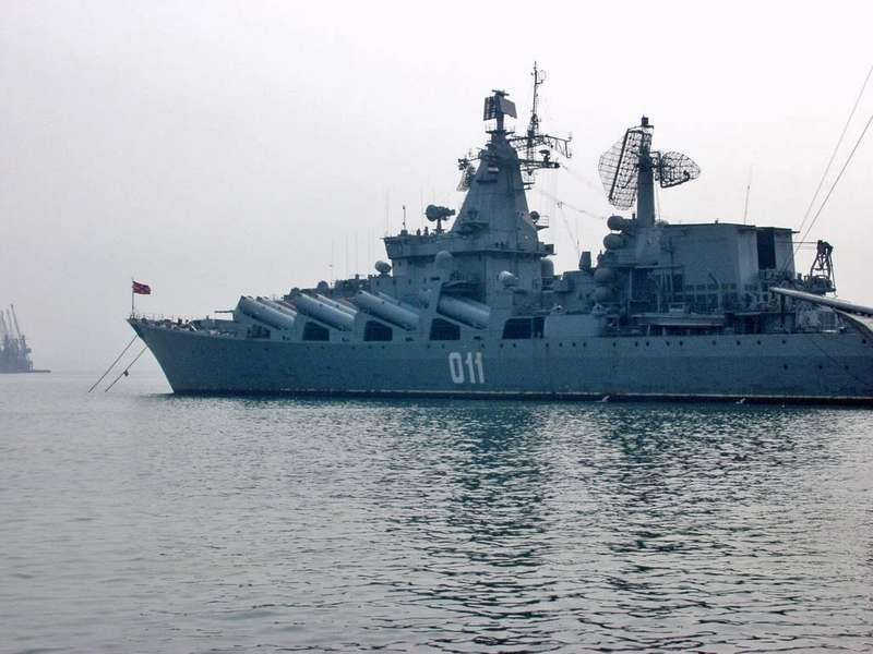РФ посилить свій флот у Криму ще чотирма кораблями