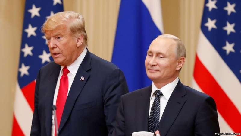 Трамп не хоче бачити Путіна, поки українські кораблі і мряки залишаються у полоні