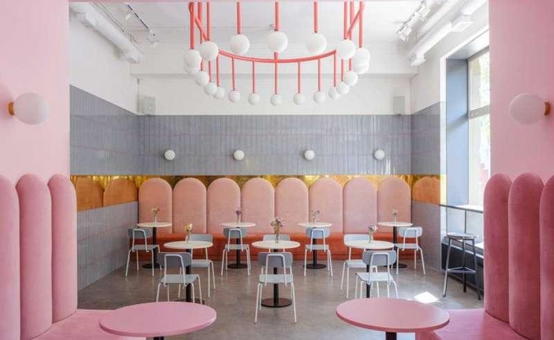 Інститут кольору Pantone написав про одеську пекарню