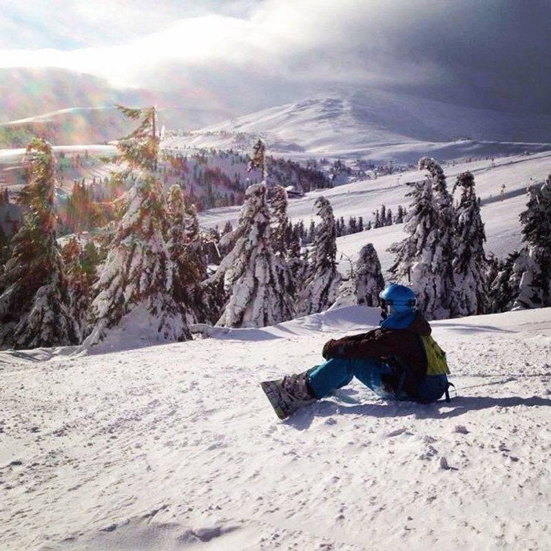 Високогір'я Карпат рясно вкрило снігом: покрив до 40 сантиметрів