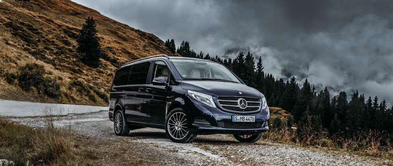 Автобаза ДУСізакупила ще два авто Mercedes за чотири мільйони