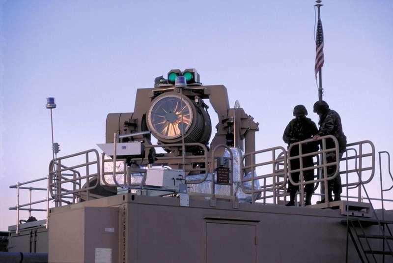 Для захисту від обстрілів Ізраїль застосовуватиме бойові лазерні установки