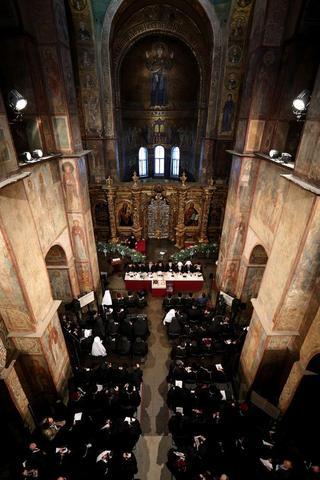 Об'єднавчий собор у Києві: з'явилося фото