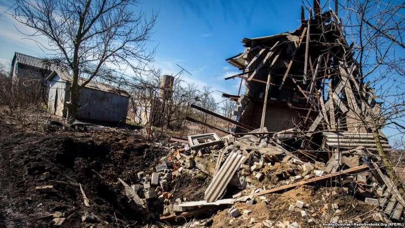 На Донбасі під час війни зруйновано 40 тисяч будинків, - ООН