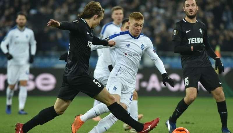 Сьогодні Динамо і Шахтар отримають суперників у плей-офф Ліги Європи