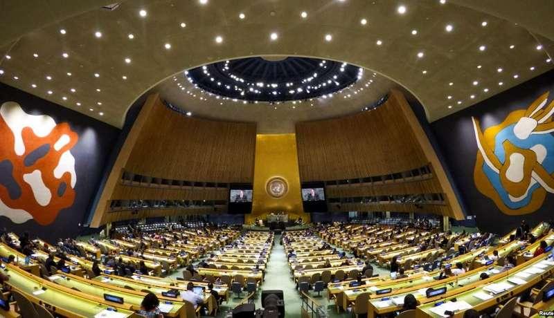 66 держав за: Генасамблея ООН ухвалила кримську резолюцію