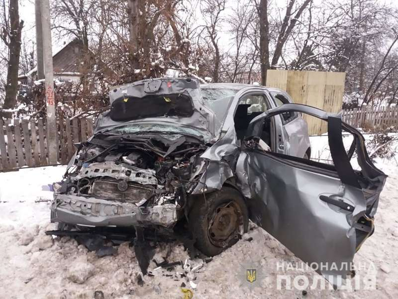 У ДТП під Житомиром загинуло троє людей