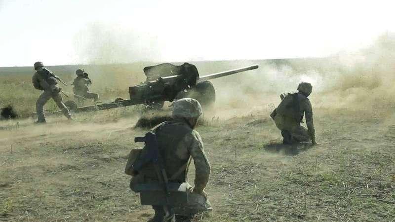 ООС: бойовики знову застосовувалиозброєння, заборонене Мінськими угодами