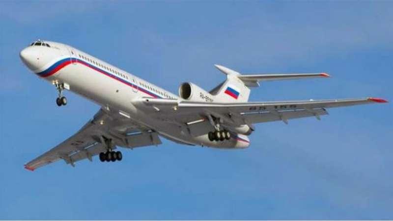 В Африці впав літак з росіянами