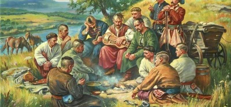 Справжнє козацьке меню: без хліба, картоплі та моркви,а м'ясо - хіба на свята