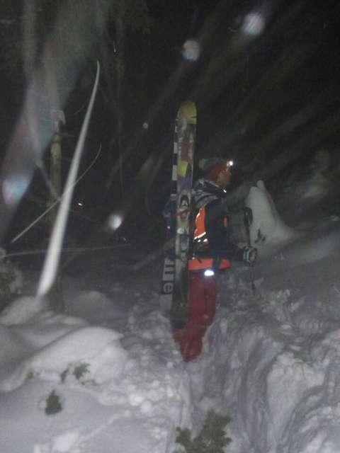 У Карпатах заблудилися лижники: пошуки тривали кілька годин