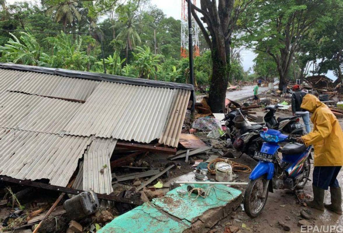 Цунамі в Індонезії: кількість жертв стихії перевищила 280 осіб