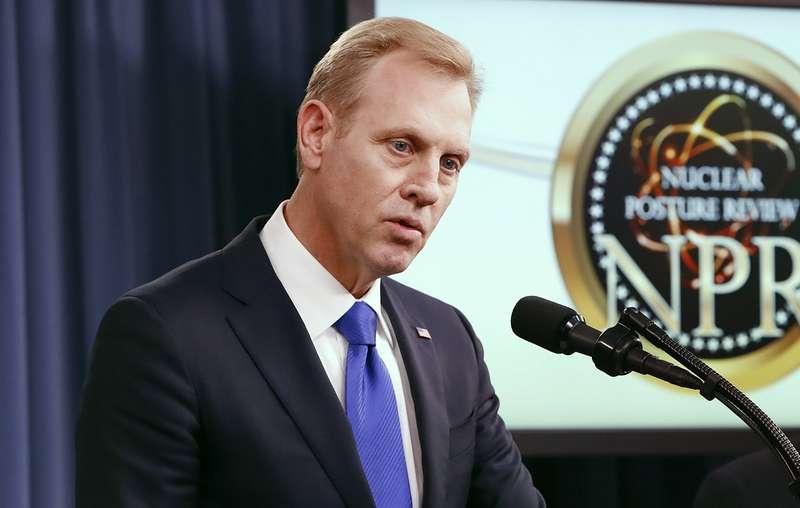 Новий глава Пентагону почне працювати з 1 січня