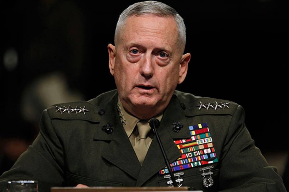 Колишній глава Пентагону Меттіс звернувся з останнім словом до військових