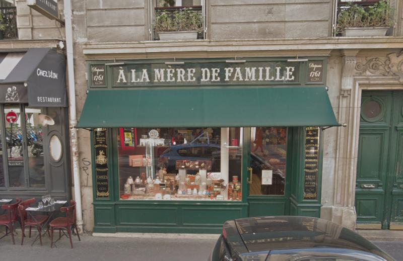 На Різдво троє чоловіків пограбували одну з найстаріших кондитерських Парижа
