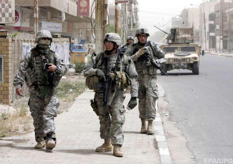 США хочуть побудувати військові бази в Іраку, на кордоні з Сирією