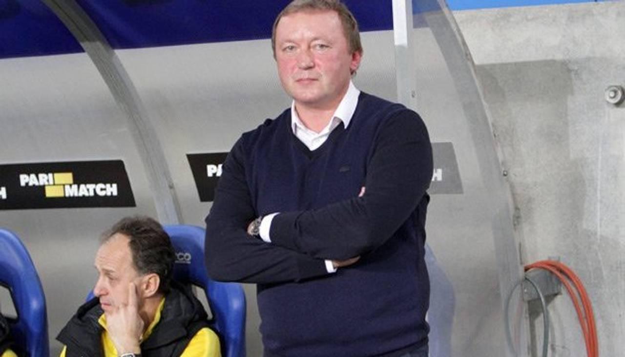 Найкращим тренером року визнали не Фонсеку і не Хацкевича