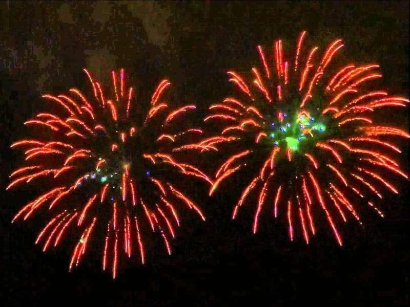 Нова Зеландія зустріла Новий рік (відео)