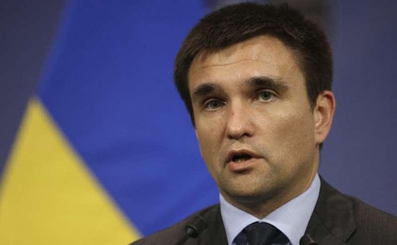 Клімкін повідомив українцям дві новини і порадив, за кого підняти бокали