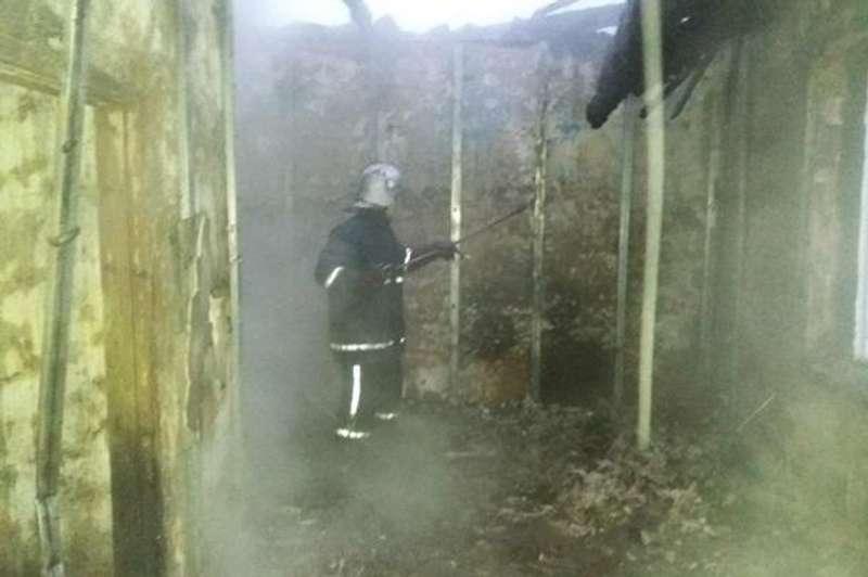 На Харківщині в пожежі загинуло подружжя