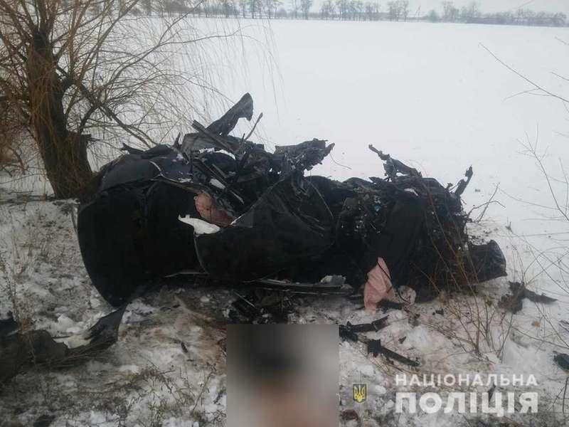 На Миколаївщині трапилася жахлива ДТП. Загинуло восьмеро людей
