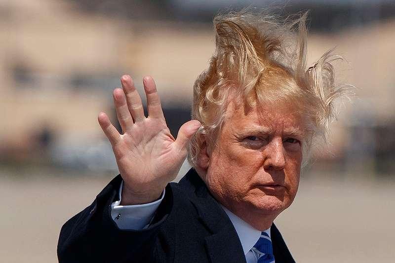 Трамп привітав своїх хейтерів із Новим роком