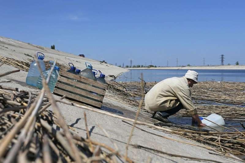 Окупанти пообіцяли, що до 2020 року на півночі Криму з'явиться вода