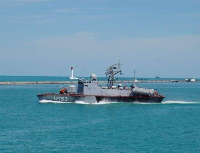 Український ракетний катер відкрив вогонь, щоб затримати судно під прапором Танзанії