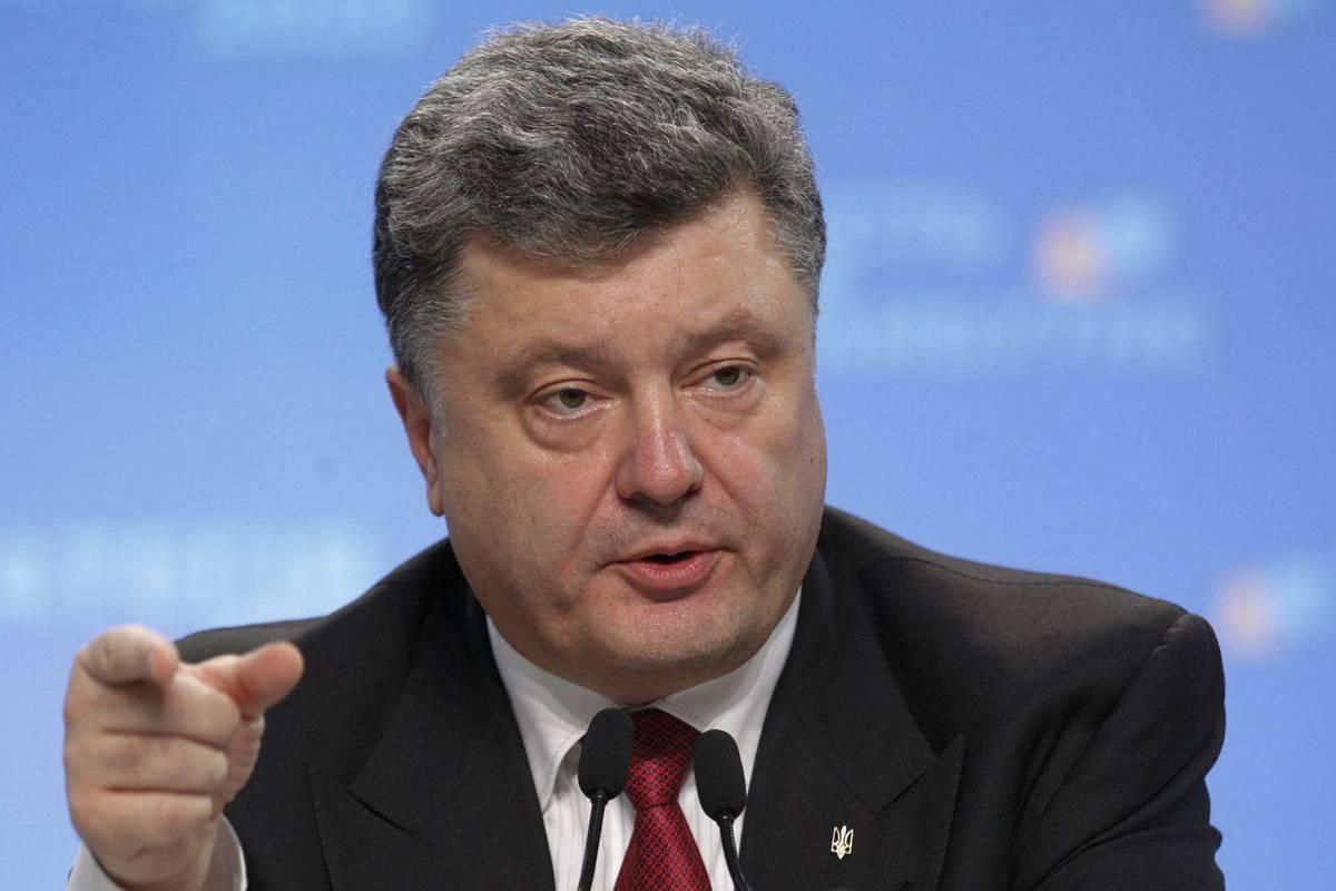 Петро Порошенкорозбагатів на понад півмільярда гривень