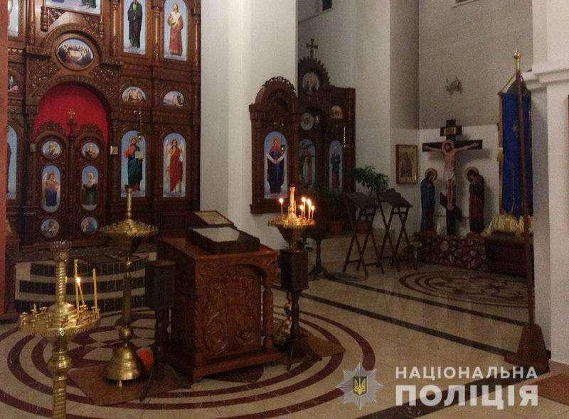 Із церкви на Донеччині викрали мощі святого заради магічних ритуалів