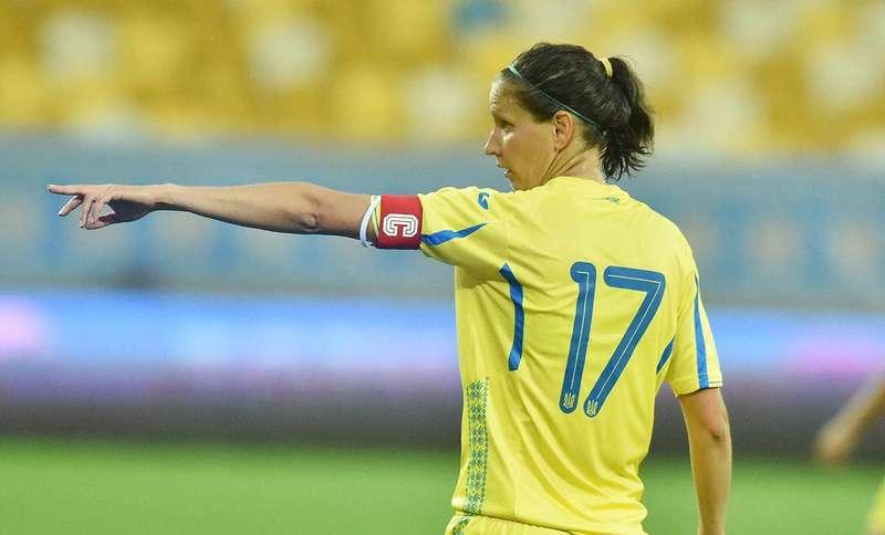 Заробляю трішки більше, ніж продавець, - найсильніша футболістка України