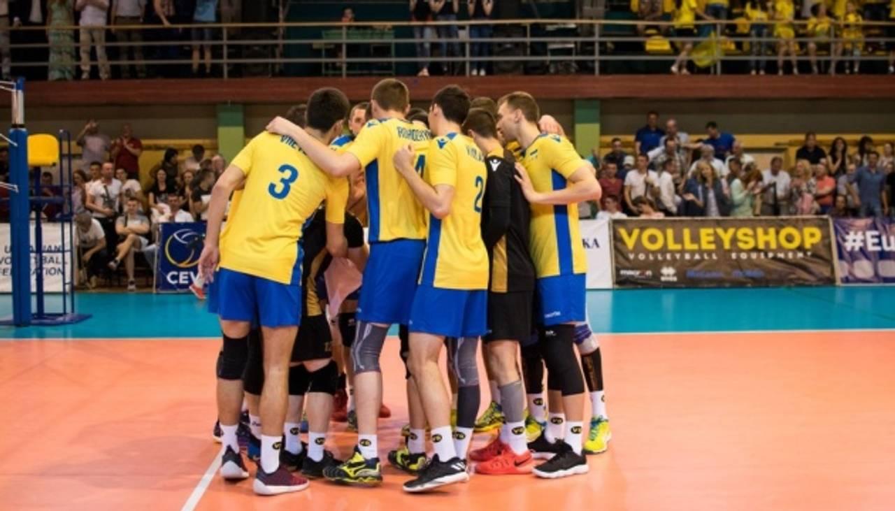 Українська збірна з волейболу пробилася на Євро-2019