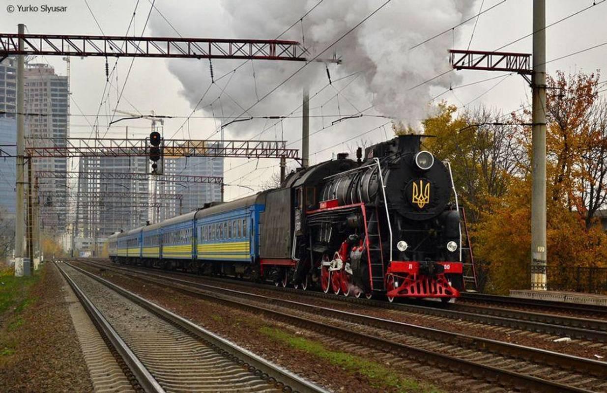 паровоз Л-4600