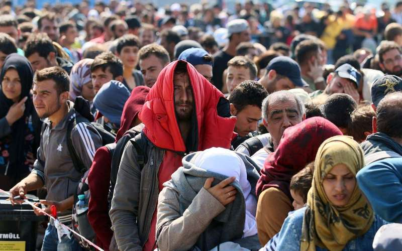 У ЄС зафіксували найнижчий рівень нелегальної міграції з 2013 року